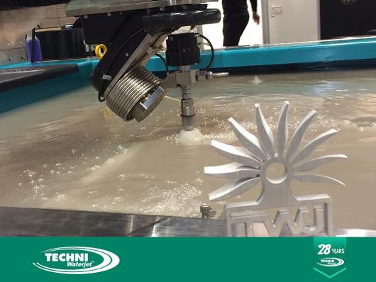 Techni Waterjet Machine